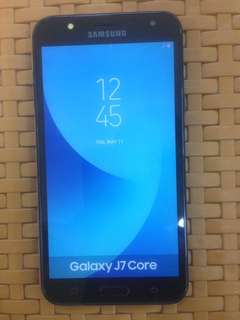 Cicil Handphone Samsung Galaxy J7 Core