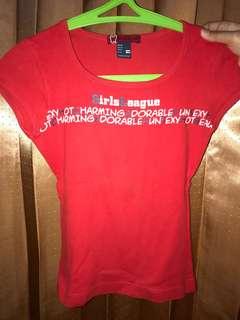 C2 Kaos Merah