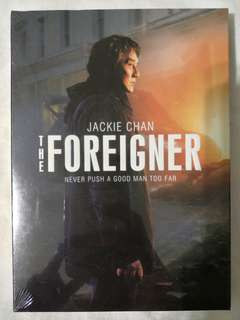[Movie Empire] The Foreigner - Movie DVD