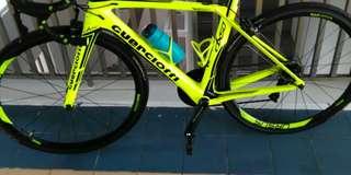 Road bike Ursus Miura C37 carbon wheel for sale