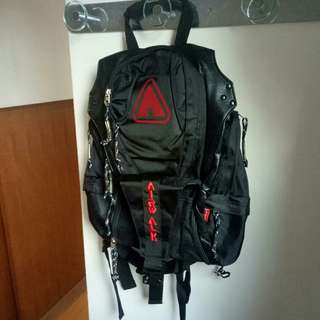 🚚 AirWalk 全新 多功能 後背包