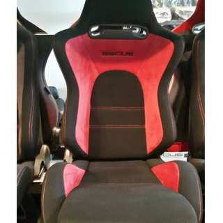 Trading sscus new bucket seat E8 siap tapak pasang in post malaysia RM1200