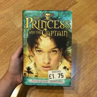 The Princess and the Captain by Anne-Laure Bondoux