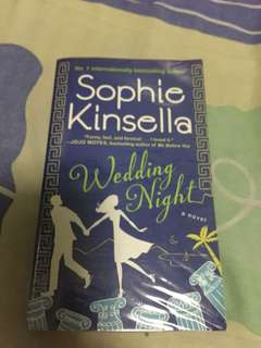 Wedding Night by Sophie Kinsella