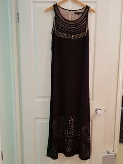 French Connection maxi dress size 10