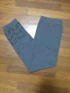 BN Grey Patterned Leggings