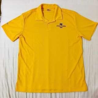 🚚 (全新)2017台北世界大學運動會 黃色襯衫 #五十元好物