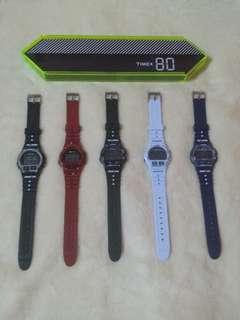 Timex 8 Lap