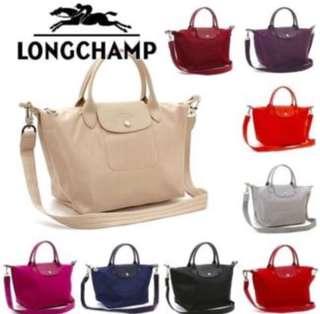 Authentic Longchamp neo small or medium size