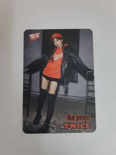 【Yes!Card】Twice Nayeon