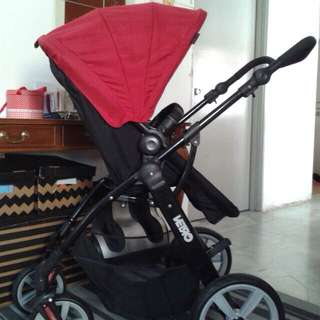 Sweet cherry travel system