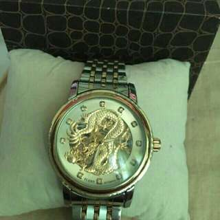 REPRICED!!!Preloved AUTHENTIC Flent Automatic Watch