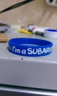 🚚 Subaru 速霸路 訂製 手環