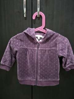 Babies Jacket With Hoodies