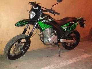 microbike 200cc