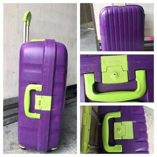 ‼️🈹新款超平行李喼luggage 密碼箱