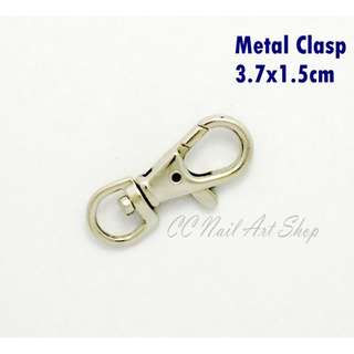 Lobster Swivel Clasps Stainless Steel Paracord Lanyard Clasp