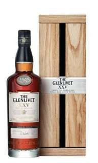 The Glenlivet XXV 25 Year Old Scotch Whisky