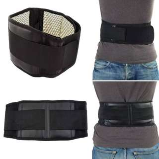 Self-heating Magnetic Therapy Lumbar Brace Belts