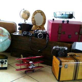 Vintage and Antique Props for Rent