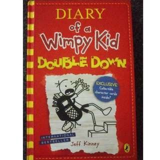 Diary of a Wipy Kid : Double Down