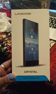 Umidigi crystal phone