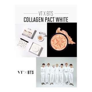 VT Cosmetics BTS