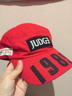 JUDGE老帽