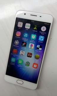 oppo f1s 3/32gb hp + charger