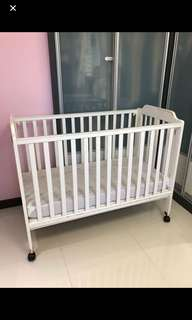 #blessing baby cot