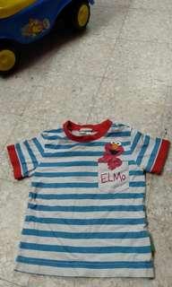 Sesame street elmo tshirt