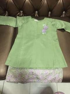Baju Kurung Budak