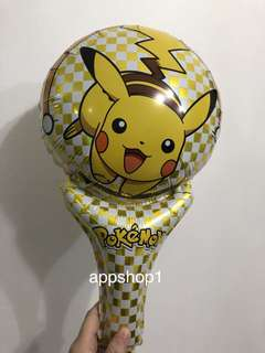 Pokémon handheld balloons- kids party goody bags, goodies bag gift