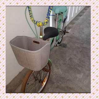 Bicycle 3 seat