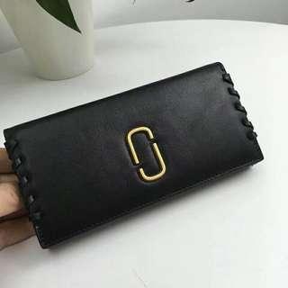 🈹大減價 MJ Marc Jacobs 牛皮 銀包 手感一流 全新 有盒