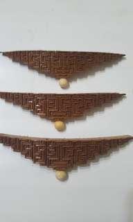 Hwamei cage accessories (short leg banzi)