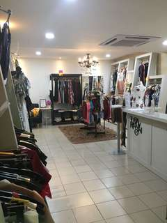 Fashion Retail Shop for Sell