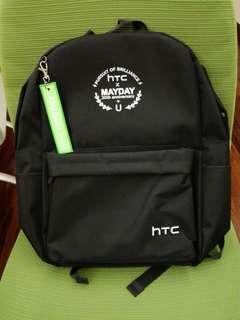 HTC x Mayday 五月天 限量版夢想背包