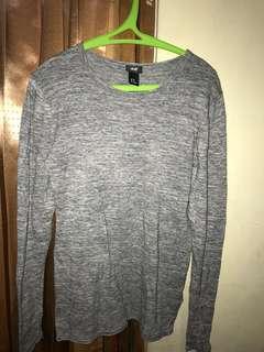 Kaos Lengan Panjang H&M