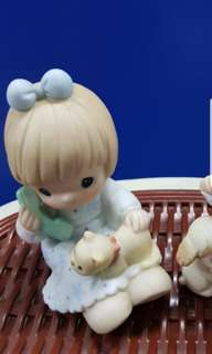 Precious Moments Figurine🍒 Calling To Say You Are Special #02🍒