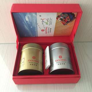 Genting Hongkong Tea Collection set