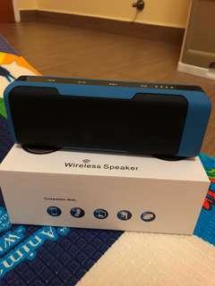 Wireless Speaker (BNIB)