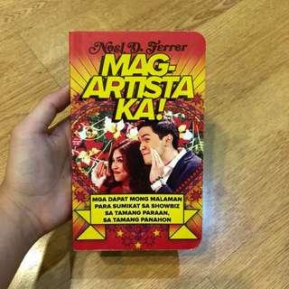 Mag-Artista Ka! By Noel D. Ferrer