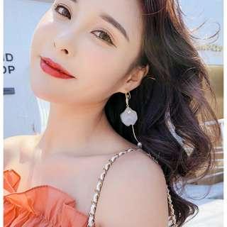 🚚 韓國小仙女芭蕾舞個性耳環