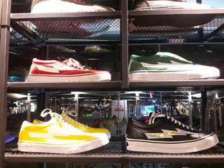 Vans (limited edition)