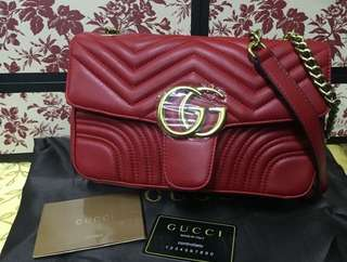 GUCCI AUTHENTIC QUALITY BAG