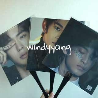 [WTS] NCT 2018 Fan Party Spring Fan