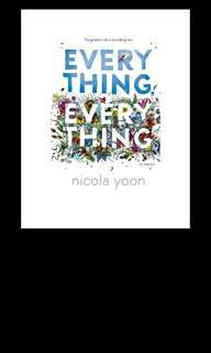 FREE EVERYTHING EVERYTHING EBOOK
