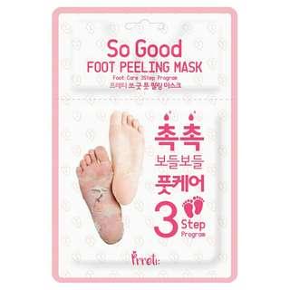 Pretti Foot Peeling Mask
