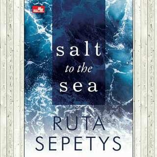 Premium ebook - Salt to the sea